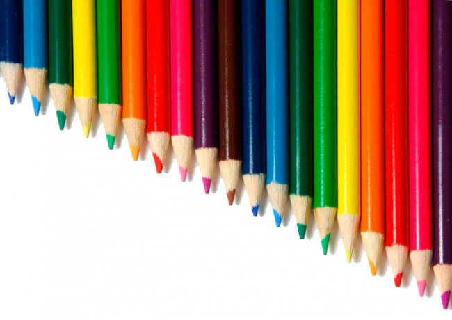 o significado das cores