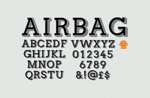 tipografia impactante