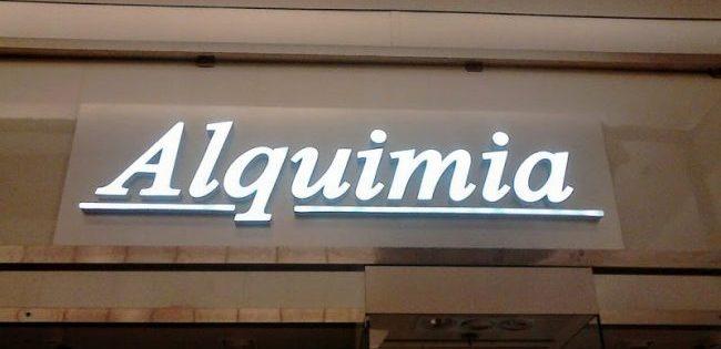 letras com leds para shopping